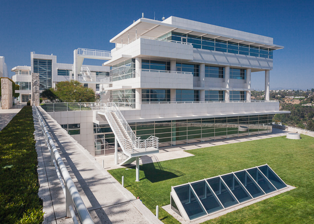 Architecture photography part 1 the getty center in los for Top architecture firms los angeles