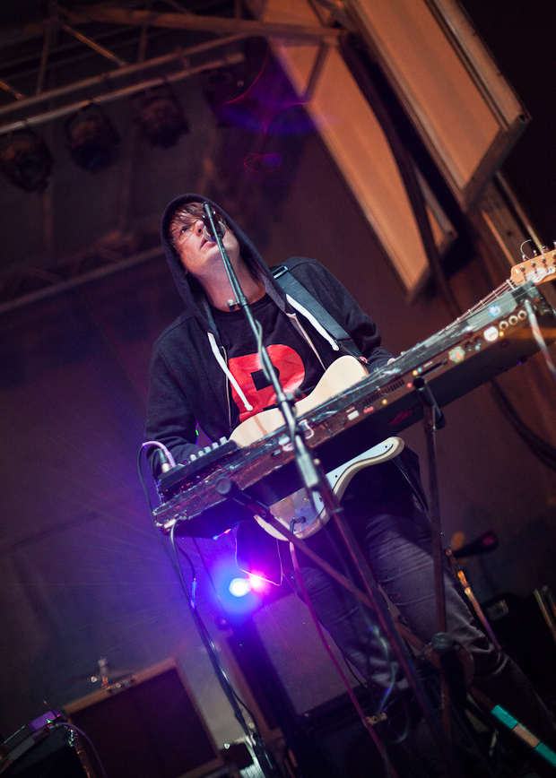 Concert Photography | STRFKR at The Pastel Project – Topher